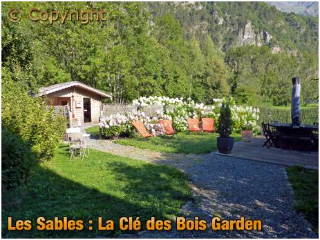 Les Sables : Garden of La Clé des Bois [2018]