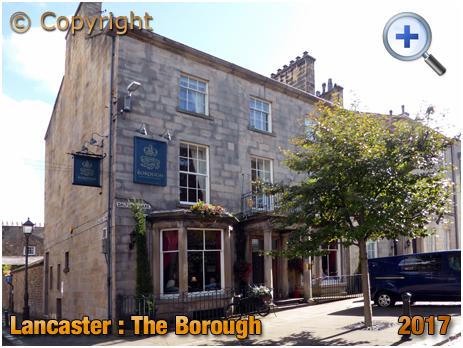 Lancaster : The Borough in Dalton Square [2017]