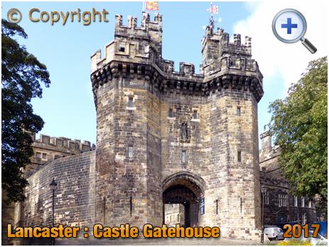 Lancaster : The Castle Gatehouse [2017]