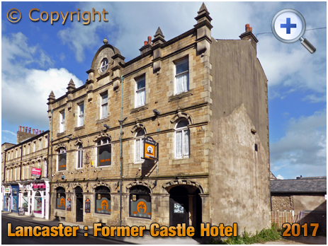 Lancaster : Former Castle Hotel [2017]