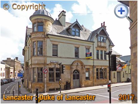 Lancaster : Former Duke of Lancaster [2017]