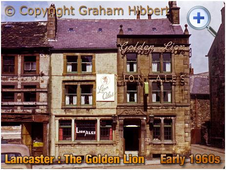 Lancaster : The Golden Lion [c.1960]