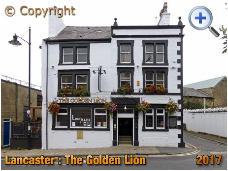 Lancaster : The Golden Lion [2017]