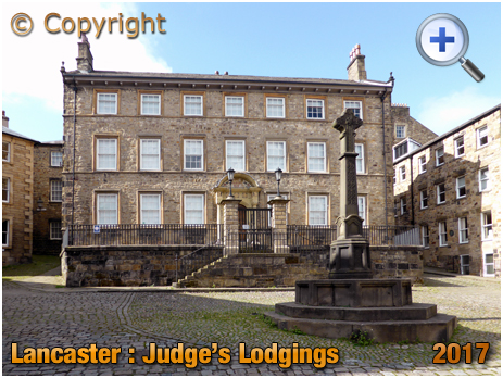 Lancaster : Judges' Lodgings [2017]