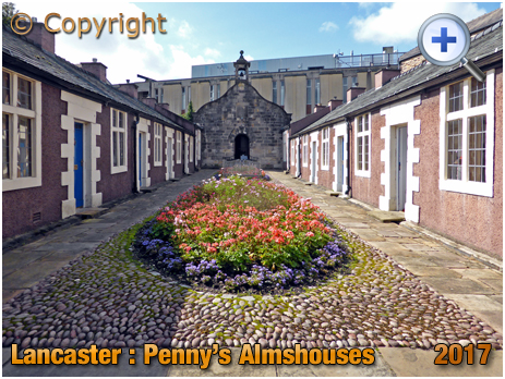 Lancaster : Penny's Almshouses and Chapel [2017]