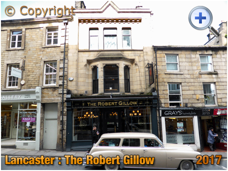 Lancaster : The Robert Gillow [2017]