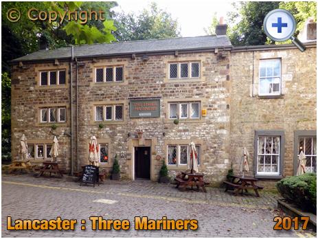 Lancaster : The Three Mariners [2017]