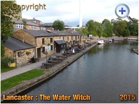 Lancaster : The Water Witch [2015]