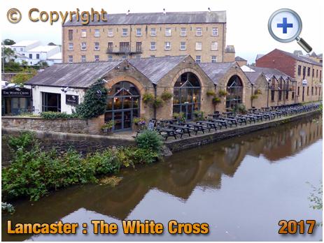 Lancaster : The White Cross [2017]