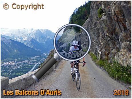 Les Balcons D'Auris : Route de la Roche [2018]