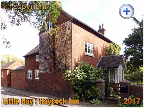 Little Hay : Former Haycock Inn [2017]