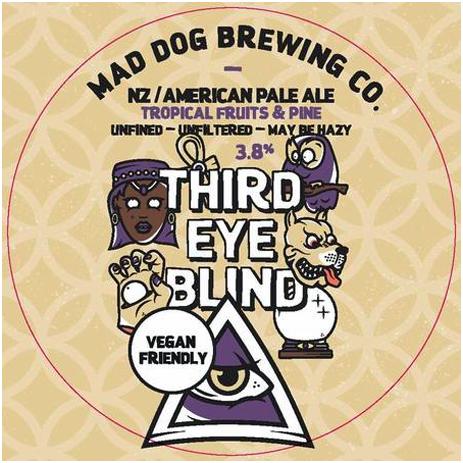 Mad Dog Third Eye Blind