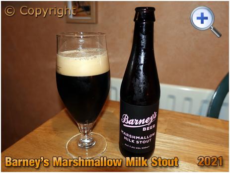 Barney's Marshmallow Milk Stout [2021]