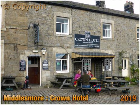 Middlesmore : Crown Hotel [September 2019]