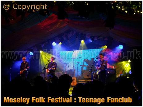 Moseley Folk Festival : Teenage Fanclub [2018]