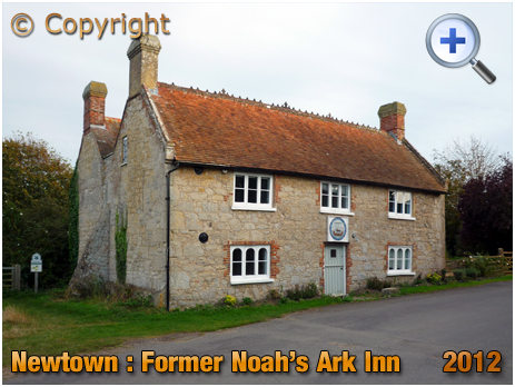 Isle of Wight : Former Noah's Ark at Newtown [2012]