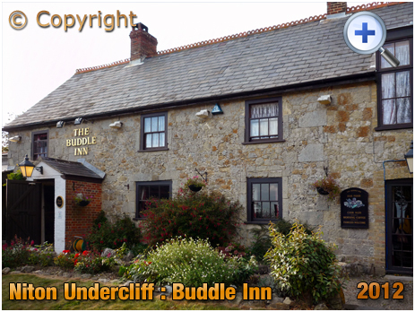 Isle of Wight : Buddle Inn at Niton Undercliff [2012]