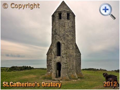 Niton Down : Saint Catherine's Oratory aka The Pepperpot [2012]