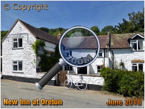 Oreton : New Inn [2018]