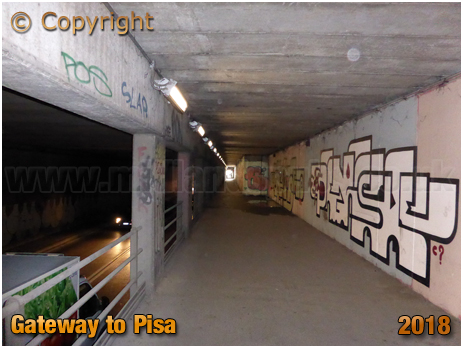 Pisa : Railway Tunnel [2018]