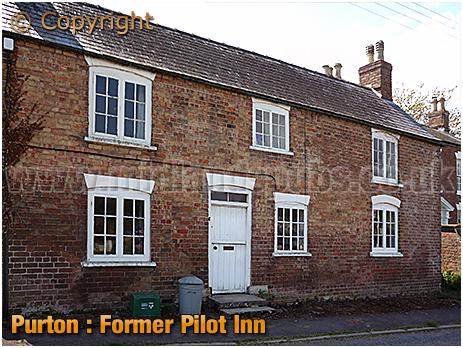 Purton : Former Pilot Inn [2010]