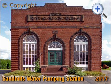 Sandhills : Water Pumping Station [2017]
