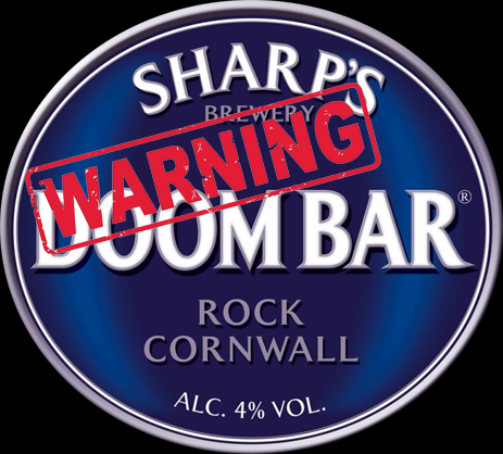Sharp's Doom Bar : Things Ain't What They Used To Be