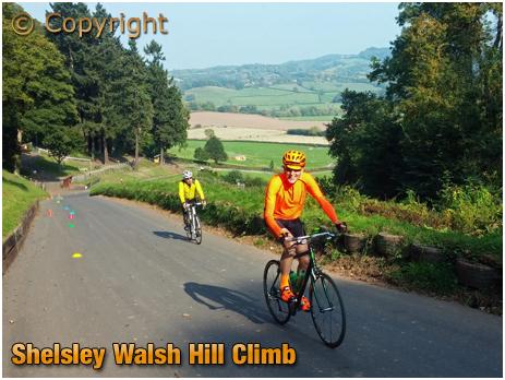 Shelsley Walsh Cycling Hill Climb [2015]
