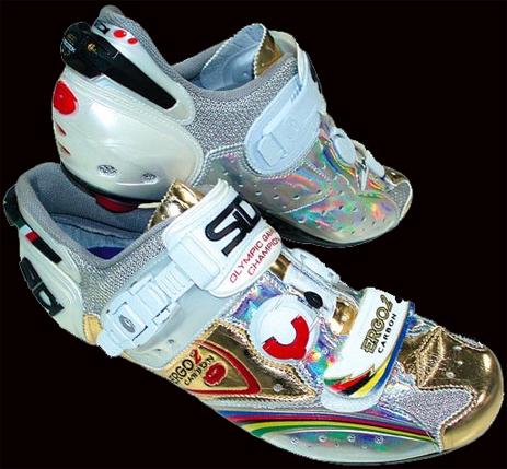 Sidi Ergo 2 Bettini Olympic/World Champion Limited Edition Cycling Shoes