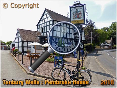 Tenbury Wells : Pembroke House #91;2018]