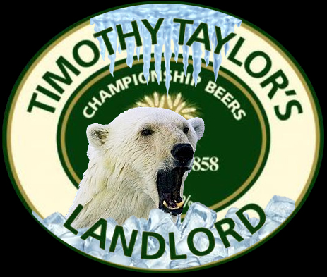 Cold Beer : How Not To Serve Timothy Taylor Landlord Bitter