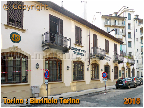 Torino : Birrificio Torinoat at Via Parma 30 [2018]