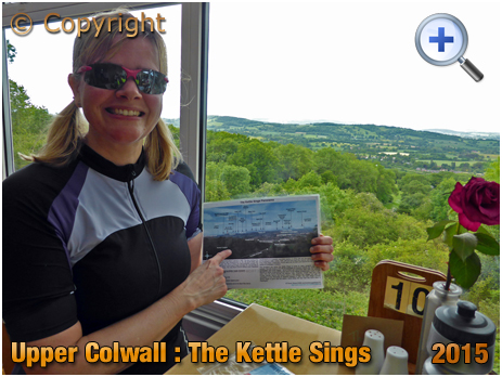 Upper Colwall : The Kettle Sings [2015]
