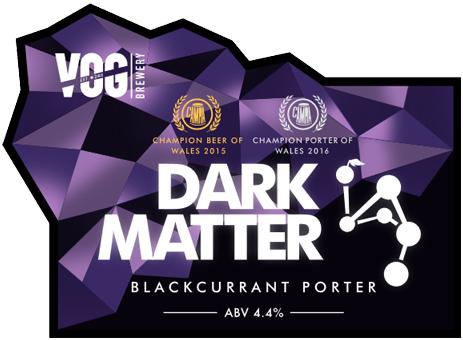 Vale of Glamorgan Dark Matter Blackcurrant Porter