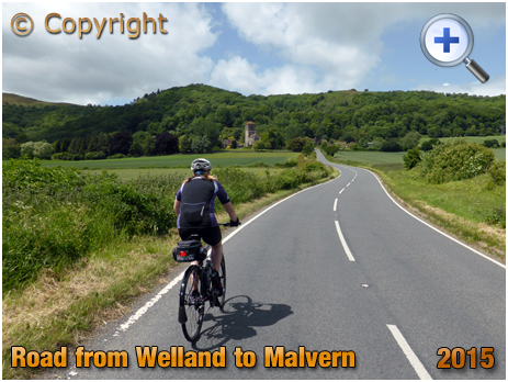 The road from Welland to Malvern [2015]