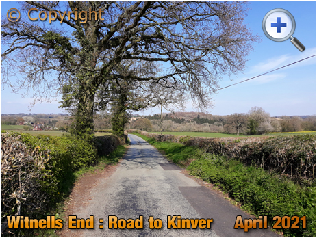Witnells End : The Road to Kinver [2021]