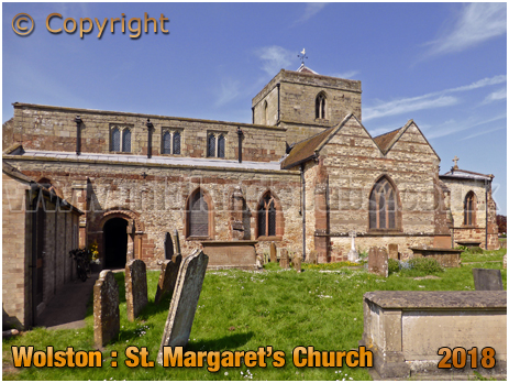 Wolston : Church of Saint Margaret [2018]