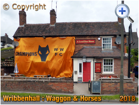 Wribbenhall : Waggon and Horses [2018]
