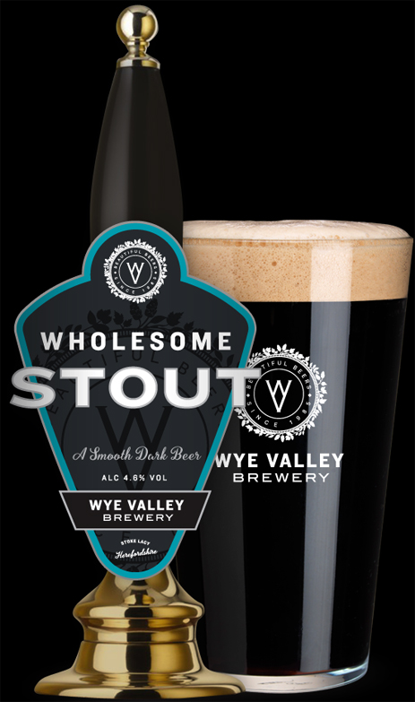 Wye Valley Wholesome Stout