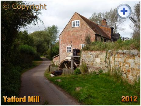 Isle of Wight : Yafford Mill [2012]
