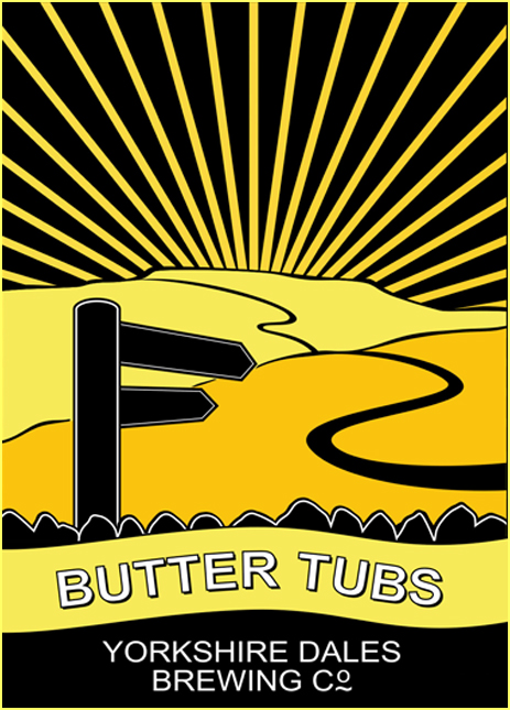 Yorkshire Dales Brewing Co. : Butter Tubs