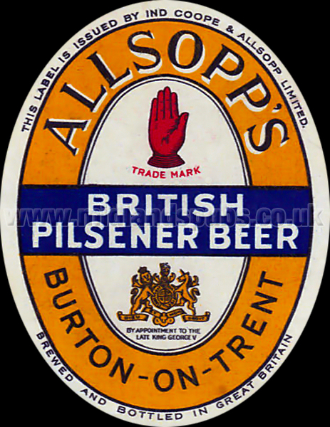 Click here for more information on Samuel Allsopp and Sons Limited