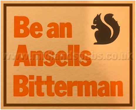 Be an Ansell's Bitterman