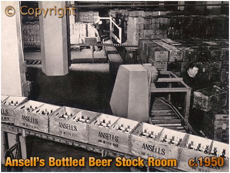 Ansell's Bottled Beer Warehouse
