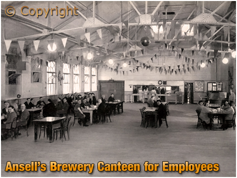 Ansell's Brewery Canteen