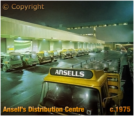 Ansell's Distribution Centre [c.1975]
