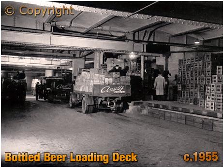 Ansell's Bottled Beer Loading Deck