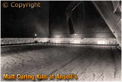 Ansell's Brewery Malt Curing Kiln