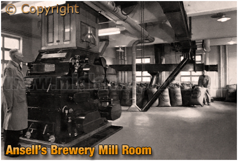 Ansell's Brewery Mill Room
