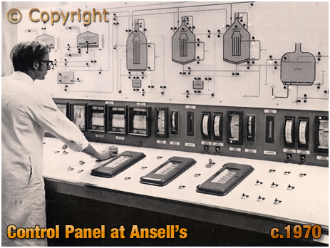 Ansell's Brewing by Numbers